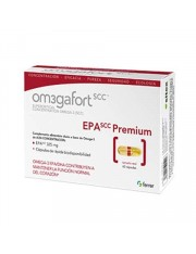 OM3GAFORT EPA PREMIUM OMEGAFORT 60 CAPSULAS
