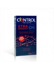 PRESERVATIVOS CONTROL XTRA SENSATION 12 UNIDADES