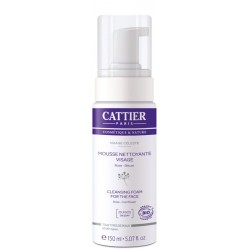 Cattier espuma limpiadora 150 ml