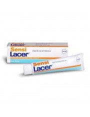 Lacer sensilacer pasta dental 125 ml.