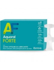 AQUORAL FORTE HIALURONICO 0.4% OJOS SECOS 0.5 ML 30 MONODOSIS