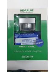 PACK HIDRALOE CREMA FACIAL 50 ML + HIDRAVEN 20 TOALLITAS