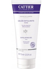 Cattier gel exfoliante grains de lumiere 75 ml