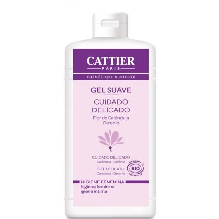 Cattier gel intimo suave calendula y geranio 200 ml