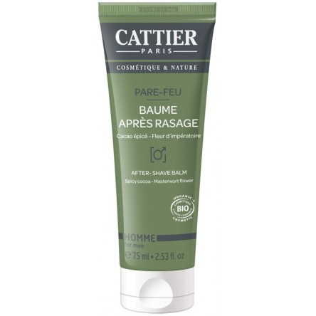 Cattier hombre pare feu balsamo after sawe 75 ml