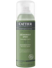 Cattier hombre safecontrol desodorante spray 100 ml