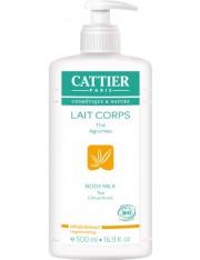 Cattier leche corporal regeneradora 500 ml