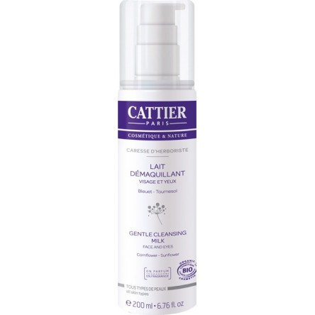 Cattier leche desmaquilladora 200 ml