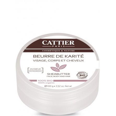 Cattier manteca de karite 100 g