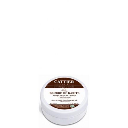 Cattier manteca de karite 20 g
