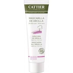 Cattier mascarilla arcilla rosa piel sensible 100 g