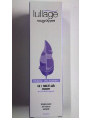LULLAGE ROUGEXPERT GEL MICELAR LIMPIADOR ROJECES 200 ML