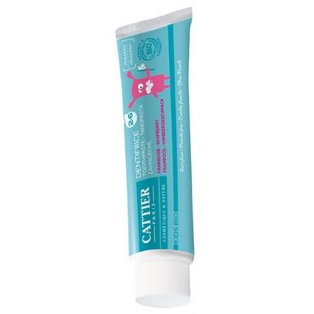 Cattier niño dentifrico de 2-6 años 50 ml