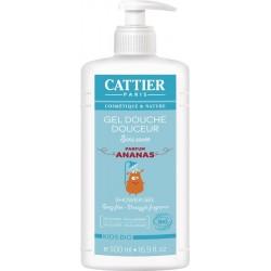 Cattier niño gel de ducha suave 500 ml