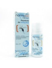 Normopic repelente de mosquitos roll - on 50 ml