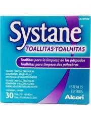 SYSTANE 30 TOALLITAS