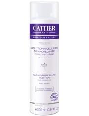 Cattier solucion micelar desmaquilla 3 en 1 300 ml