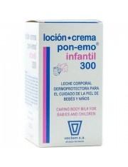 PON-EMO INFANTIL LOCION-CREMA 300 ML