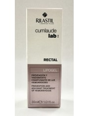 CUMLAUDE LAB:RILAST LIPOGEL RECTAL 30 ML