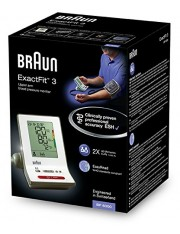 TENSIOMETRO DE BRAZO BRAUN BP6000 EXACTFIT 3