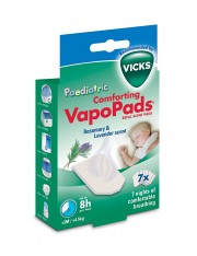VICKS PEDIATRIC 7 VAPOPADS