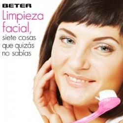 Cepillo masaje facial beter