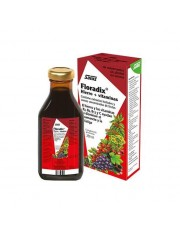 Floradix - hierro líquido Floravital y Vitamina Fórmula 500ml