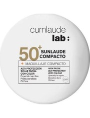 CUMLAUDE LAB: SUNLAUDE COMPACTO SPF 50+ COLOR TONO 01 LIGHT 10 G
