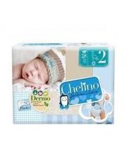 Chelino pañal infantil fashion & love t- 2 3-6 kg 28 pañales