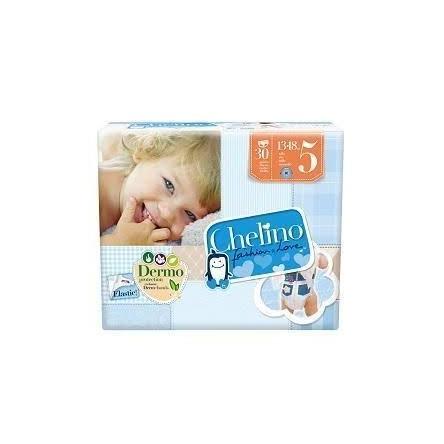 Chelino pañal infantil fashion & love t- 5 13-18 kg 30 pañales