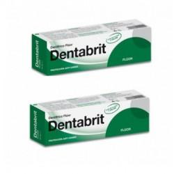 Dentabrit fluor 125 ml duplo 2 unidades