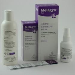 Melagyn duo solucion topica spray 30 ml y gel proteccion intima 200 ml