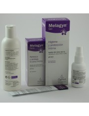 Melagyn duo solucion topica spray 30 ml y gel proteccion intima 200 ml