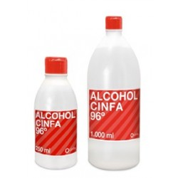 Cinfa alcohol 96º 1000 l