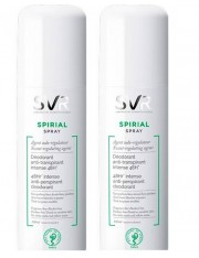 SVR SPIRIAL DESODORANTE SPRAY 2 X 100 ML