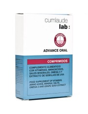 CUMLAUDE LAB: ADVANCE ANTICAIDA ORAL 30 COMPRIMIDOS