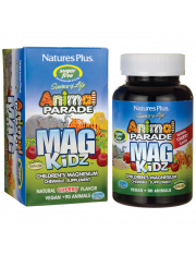 animal parade mag kidz 90 comprimidos masticables nature's plus