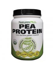 nature's plus proteina de guisante (pea protein) 500 g
