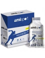 LAJUSTICIA ANA MARIA AMLSPORT MAGNESIO TOTAL GEL 10 ML LIMON 12 SOBRES
