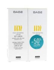 Babe Crema para Pies Reparadora Urea 10% 100ml + 100 ml DUPLO