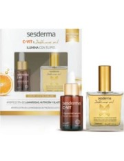 SESDERMA PROMO C-VIT SERUM 30 ML + ACEITE SUBLIME OIL 50 ML
