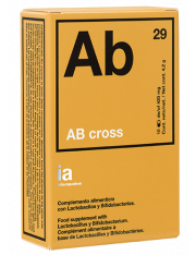 INTERAPOTHEK IA AB CROSS 10 CAPSULAS