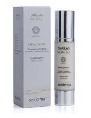 snailas gel facial con extracto baba caracol 50 ml sesderma