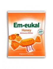 CARAMELOS BALSAMICO EM-EUKAL MIEL SIN AZUCAR 50 G