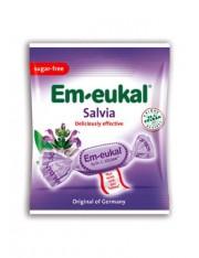 CARAMELOS BALSAMICO EM-EUKAL SALVIA SIN AZUCAR 50 G