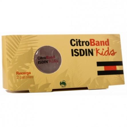 Citroband isdin kids + uv tester con 2 recargas