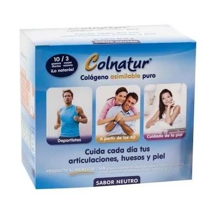 Colnatur colágeno 21 sobres