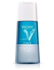 vichy purete thermale desmaquillante ojos biphase 150 ml