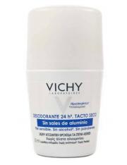 vichy desodorante 24 h bola sin aluminio pieles sensibles 50 ml