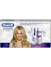 Oral B 3D White luxe pack Perfeccion Pasta Dental 75ml + Acelerador 75ml